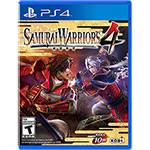 Game - Samurai Warriors 4 - PS4
