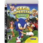 Game - Sega Superstar Tennis - Playstation 3
