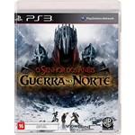 Game Senhor dos Anéis - Guerra no Norte - PS3