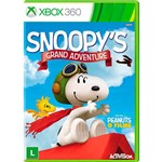 Game Snoopy¿s Grand Adventure - XBOX 360