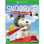 Game Snoopy¿s Grand Adventure - XBOX ONE