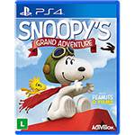 Game - Snoopy's: Grand Adventure - PS4