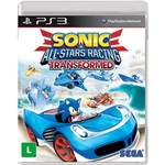 Game - Sonic All-stars Racing Transformed - PS3