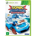 Game - Sonic All-stars Racing Transformed - Xbox360