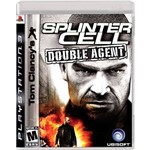 Game - Splinter Cell Double Agent - Playstation 3