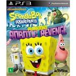 Game Spongebob Squarepants Plankton's - Robotic Revenge - PS3