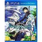 Game Sword Art Online: Lost Song - PS4
