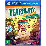 Game Tearaway Unfolded - PS4 - Sony