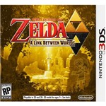 Game The Legend Of Zelda - a Link Between Worlds - 3DS