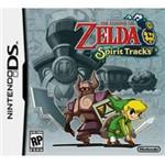 Game The Legend Of Zelda: Spirit Tracks - DS