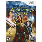 Game The Lord Of The Rings: Aragorn's Quest - Wii