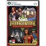 Game The Sims: Medieval Pirates & Nobles (Expansão) - PC