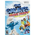 Game The Smurfs - Dance Party Wii