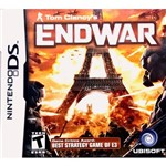 Game Tom Clacys Endwar Ds