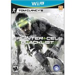 Game Tom Clancy´s Splinter Cell: Blacklist (Versão em Português) Ubi - Wii U