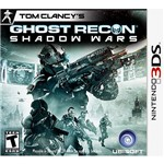 Game Tom Clancy's Ghost Recon - Shadow Wars - 3DS