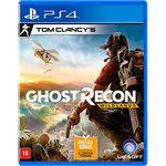 Game - Tom Clancys Ghost Recon Wildlands - PS4