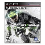 Game - Tom Clancy's Splinter Cell: Blacklist - PS3