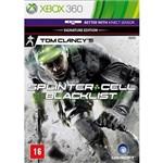 Game Tom Clancy's Splinter Cell: Blacklist Signature Edition + DLC Covert Hunter Pack - Versão em Português - XBOX 360