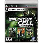 Game Tom Clancy's Splinter Cell Trilogy PS3 - Ubisoft