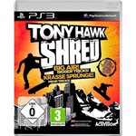 Game - Tony Hawk Shred - Playstation 3