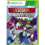 Game - Transformers Devastation - Xbox 360