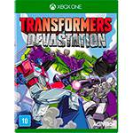 Game - Transformers Devastation - Xbox One
