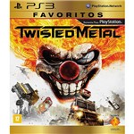 Game Twisted Metal - Favoritos - PS3