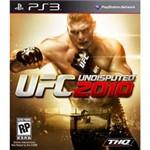 Game UFC 2010 Undisputed - PS3