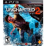 Game - Uncharted 2 - Playstation 3