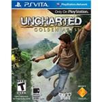 Game Uncharted - Golden Abyss - PSV