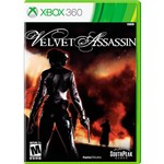 Game - Velvet Assassin - Xbox 360