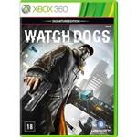 Game Watch Dogs - Signature Edition (Versão em Português) Ubi - XBOX 360