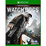 Game Watch Dogs - Signature Edition (Versão em Português) Ubi - XBOX ONE
