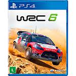 Game WRC 6 - PS4