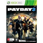 Game Xbox 360 PayDay 2
