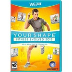 Game - Your Shape Fitnes Evolved 2013 - Wii U