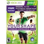 Game Your Shape Fitness Evolved 2012 - XBOX 360
