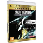 Game - Zone Of The Enders - HD Collection: Favoritos - PS3