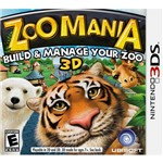 Game Zoo Mania - 3DS