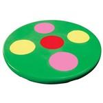 Gangorra Circular Verde - Alpha Brinquedos
