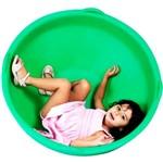 Gangorra Peão Flutuador Verde - Alpha Brinquedos