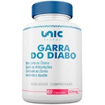 Garra do Diabo 300mg 60 Cáps Unicpharma