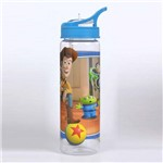 Garrafa Plástica Dermiwil Toy Story Azul 670ml - 52181