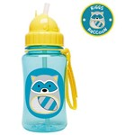 Garrafinha Straw Bottle Guaxinim Zoo Skip Hop 12m+ - A-15-024