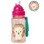 Garrafinha Straw Bottle Lhama Zoo Skip Hop 12m+ - A-15-033