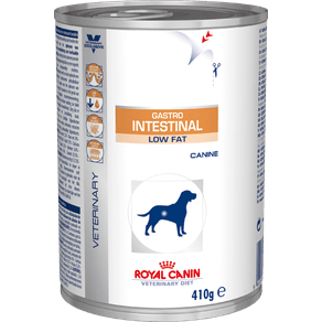 Gastro Intestinal Low Fat Canine Lata 410 G