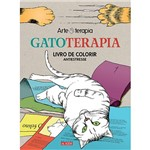 Gatoterapia - Livro de Colorir Antiestresse - 1ª Ed.