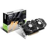 Geforce Msi Gtx Entusiasta Nvidia 912-V328-081 Gtx1060 3gb Ddr5 3gb 192bit 8008mhz Dvi Hdmi Dp