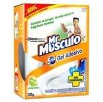 Gel Adesivo Sanitario Mr.Musculo com 6 Citrus